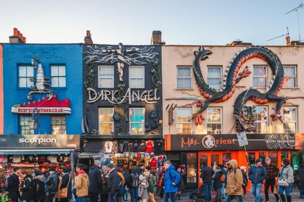 Londres Camden