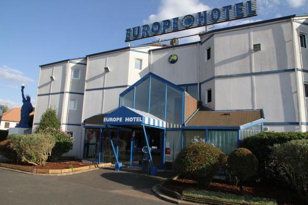 trouver un hotel
